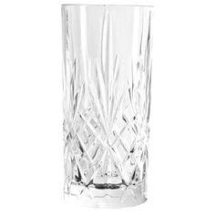 Drinkglas MELODIA. 6-pack, 36 cl. Högt glas som rymmer 36 cl. Det finns flera glas i samma serie.