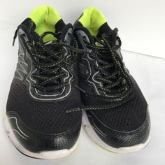 13a782de6a41 Fila Lite Men s Size Lime and Green Gray Walking Running Athletic Shoes