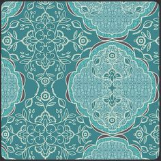 1 Yard LILLY BELLE  Lacis Blueberry Fabric by by BellatiqueFabrics, $9.00