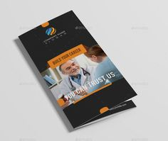 It's a Tri Fold Brochure Template Design for Any types of companies. It is made by simple shapes Although looks very professional. Easy to modify, change colors, dimensions, get different combinations to suit the feel of your event. Features: 300 DPI, CMYK Color Mode, Print Ready File, Well Customized Layered [...]