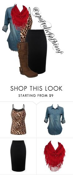"""Apostolic Fashions #1393"" by apostolicfashions on Polyvore featuring Alexander McQueen and Macha"