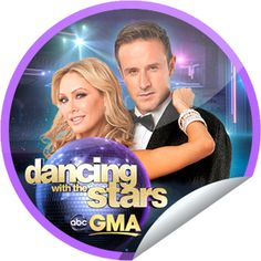 DWTS on GMA on November 2! Sticker | GetGlue