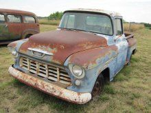 1955 3100 Series Chevrolet Pickup | Proxibid Auctions