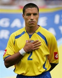 An important person from Colombia is Iván Córdoba. He is a retired Colombian soccer player. He was the vice capita nod Internazionale and has also served as Captain for his country.