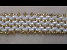 Pulsera DUO con Superduo y Miniduo - YouTube