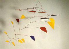 Calder mobile @art