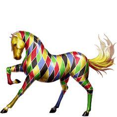 Harlequin, Divine horse Harlequin #9523342 - Howrse