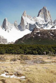 Fitz Roy Trek, Patagonie, Argentine