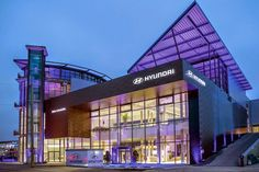Hyundai Motor opens Europe's biggest dealership showcasing new identity