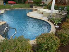 picture of a pool in Lisle, Illinois