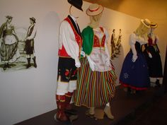 Costumes from Canary Islands