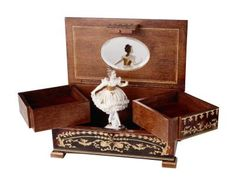 How to Make a Music Box (need to figure out how to make the music mechanism from scratch)