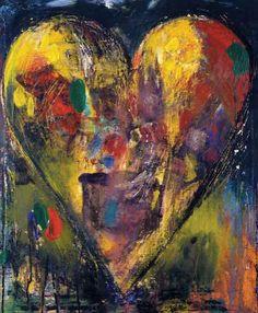 JIM DINE - Exposition - Galerie Rive Gauche Paris