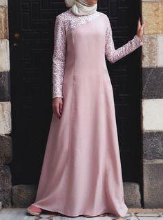 SHUKR USA | Nana Embroidered Gown