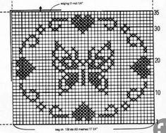 Butterfly Cross Stitch, Crochet Butterfly, Quilt Patterns, Knitting Patterns, Crochet Designs, Crochet Ideas, Filet Crochet, Crochet Animals, Diy And Crafts