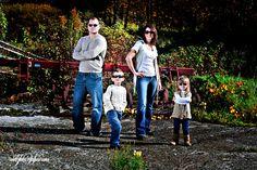 What a fun family photo.