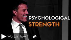 Tony Robbins: Psychological Strength (Tony Robbins Depression)