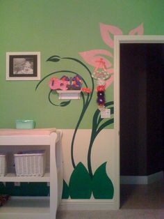 Tinker bell theme room