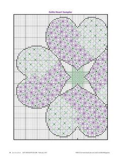 Just CrossStitch is the first magazine devoted exclusively to counted cross stitch and the only cross-stitch title written for the intermediate to advanced-leve Celtic Cross Stitch, Crossstitch, Cross Stitch Patterns, Magazine, Cross Stitch, Punto De Cruz, Seed Stitch, Magazines, Cross Stitches