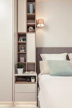 MA Designers | Projects Wardrobe Design Bedroom, Room Design Bedroom, Bedroom Furniture Design, Home Room Design, Home Decor Bedroom, Home Interior Design, Small Master Bedroom, Small Room Design, Minimalist Bedroom