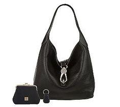 Dooney Bourke Leather Hobo Handbags Michael Kors Purses And Fashion