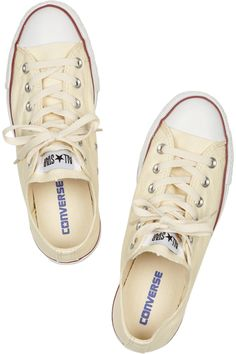 Converse|Canvas low-top sneakers|NET-A-PORTER.COM