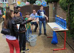Pour clore notre année scolaire, une kermesse a eu lieu le dernier samedi de juin. Elle avait été organisée avec l'aide des parents, des professeurs et des élèves bien sûr. Comme d'habi…