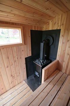Home Spa Room, Spa Rooms, Mobile Sauna, Building A Sauna, Sauna Shower, Sauna House, Portable Sauna, Sauna Design, Design Design