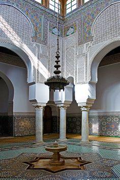 Mausolée de Moulay Ismaïl, Meknes, Morocco. https://www.facebook.com/Morocco.Specialist
