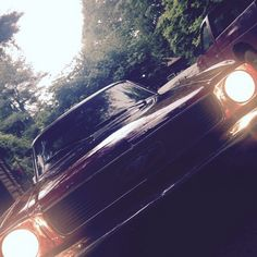 Little brother got him self a 1966 mustang for his graduation present ! houstonjohnson