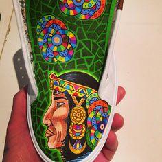 Zapatillas Victoria personalizadas! 😍