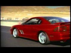 1995 Saleen S-351 Mustang Commercial