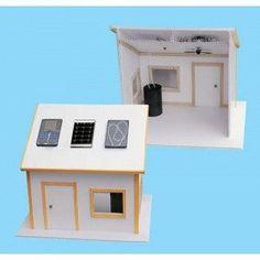 Solar Mini House Kit