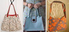 purse tute - 15 free bag patterns