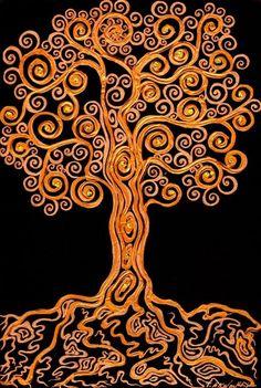Tree of Life by Tatiana Nikolova, Houston