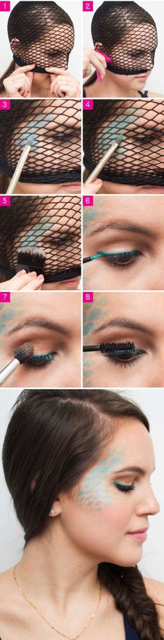 10 idee make-up per Halloween (a costo zero)  -cosmopolitan.it