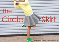 TUTORIAL: the Circle Skirt | MADE -  This is the best tutorial I have found.