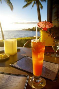 BEACH HOUSE • Kauai, HAWAII • Pacific Rim Cuisine • Oceanfront restaurant with a spectacular view... Fresh seafood, local beef, and Hawaiian coffee make the menu here divine.  • 808-742-1424 • www.the-beach-house.com/home.html