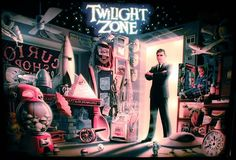 You're about to step into the Twilight Zone