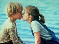 My Girl - Der erste Kuss. Das weckt doch Frühlingsgefühle!