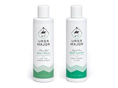 """Integrity Botanicals - 4/20/16: """"I can tell you these will be staples along with some of their other products that my husband and I use daily. The Ursa Major body wash and body lotion are indeed the perfect duo."""""""