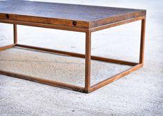 Mason's Table  coffee table