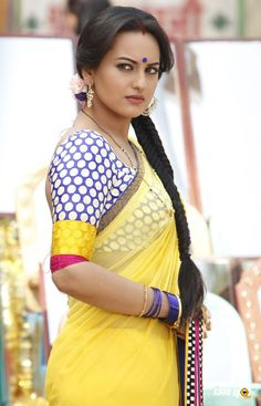 Sonakshi Sinha The actress making a mark in industry nowadays was born in Patna on 2nd June 1987. After her debut with Salman khan in Dabangg, the actress has been all over the movies. Not known for a delicate princess look, the actress is has a classic retro style. The big hits like Lootera, Son of sardar and Rowdy Rathore have made her a potential competition for the year 2014. - See more at: www.musicyouluv.com