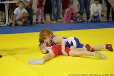 Юные спортсменки