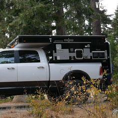 Popup Camper, Camper Diy, Slide In Camper, Off Road Camper Trailer, Camper Trailers, 4x4 Camper Van, 4x4 Van, Mini Camper, Travel Trailers