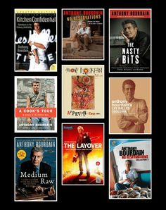 Anthony Bordain, June 8, Nonfiction, The Outsiders, God, Reading, Books, Dios, Non Fiction