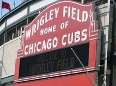 Wrigley field is an iconic part of Chicago that many locals and tourists love to visit.  This is inspiring because we would love our store to be as well known, and a hot spot for women from all over.  I like the sign itself because of the flashy red, but still a very classic design and font.  It shows the importance of keeping true to the history.