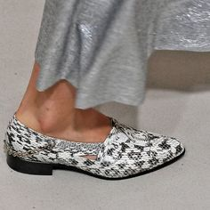 The Daily Shoe   Snakeskin Loafers at Creatures of the Wind - NYTimes.com