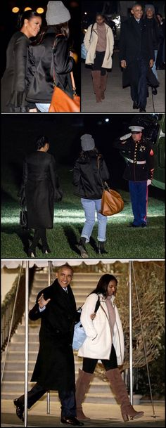 FirstFamily departed the #WhiteHouse for holidays in Hawaii December16,2016