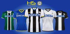 Udinese 2015/16 kits
